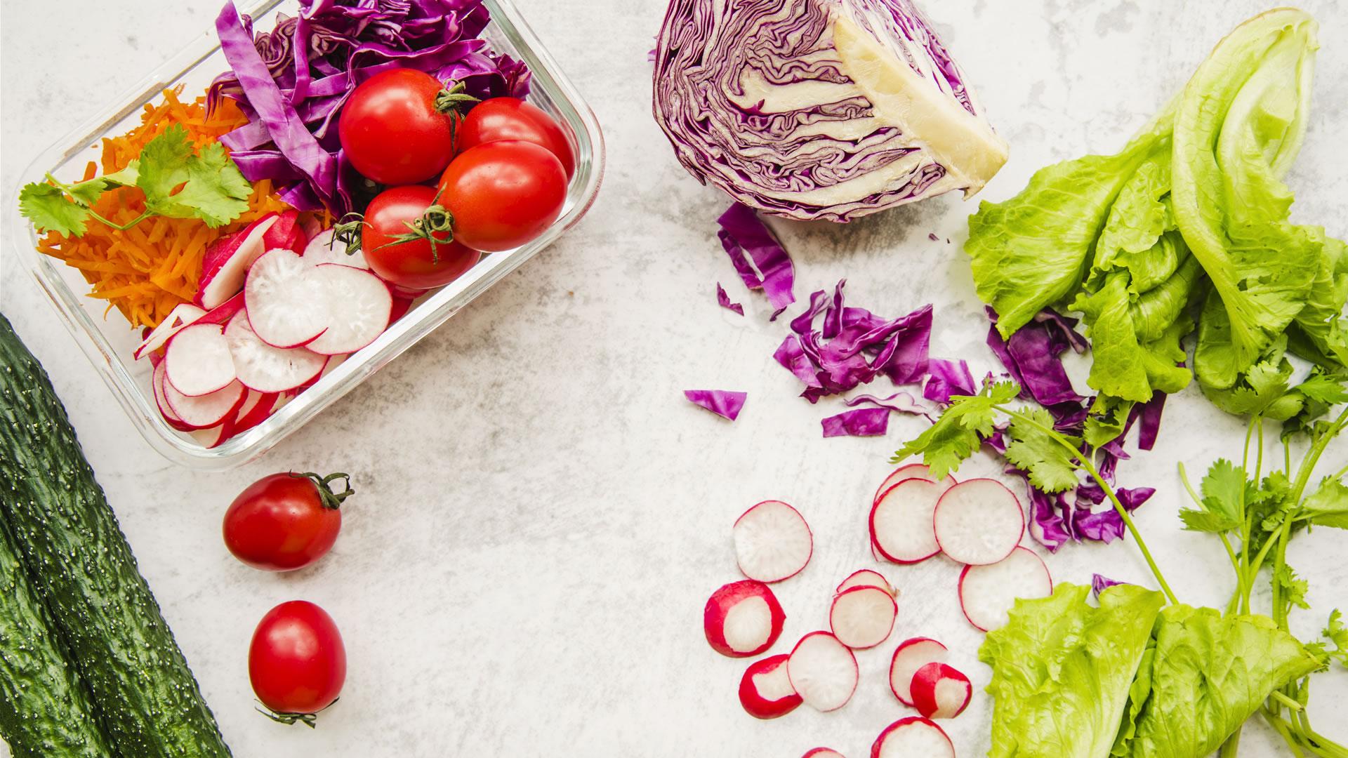 la dieta vegetariana è salutare