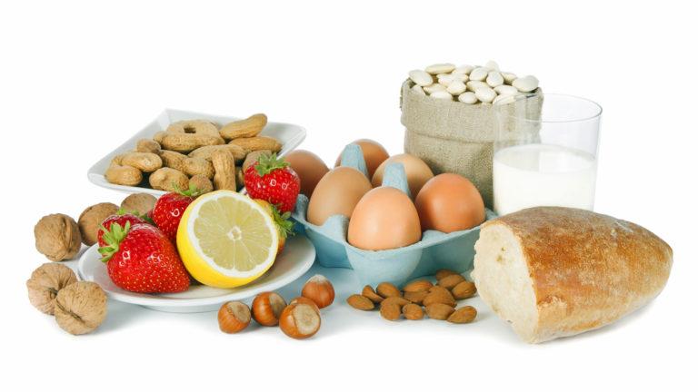 Piani nutrizionali per intolleranze alimentari